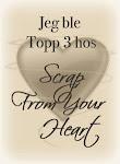 Topp 3 hos ScrapFromYourHeart