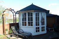 Gartenhaus, Gerätehaus, Garten, Freizeit