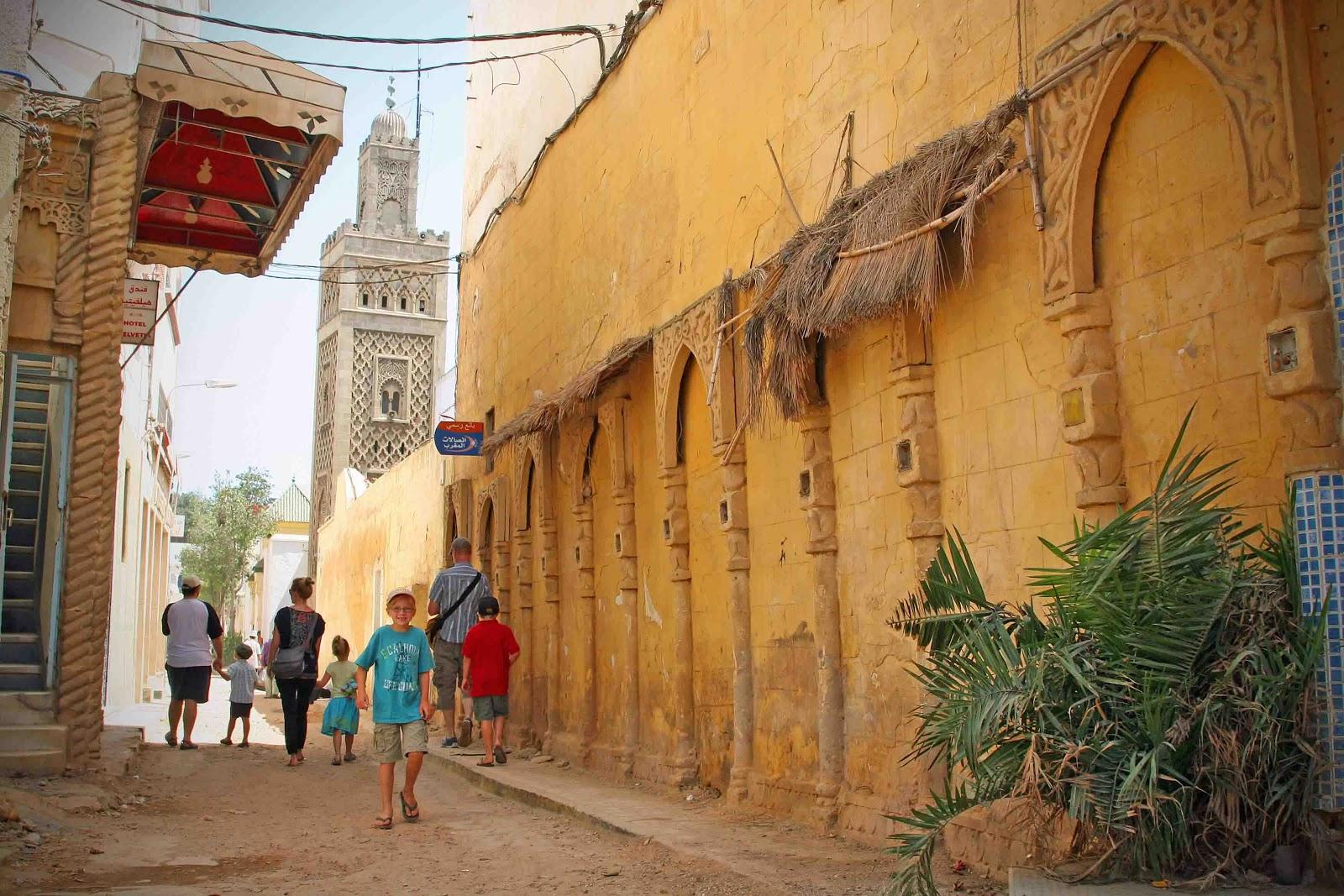 Movie times in medina