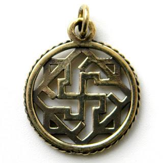 купить заказать кулоны подвески скандинавские символы бронза валькирия