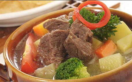 Resep cara Membuat Sop Daging Sapi