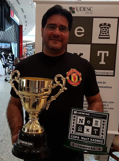 Campeão Absoluto COPA NX 2018