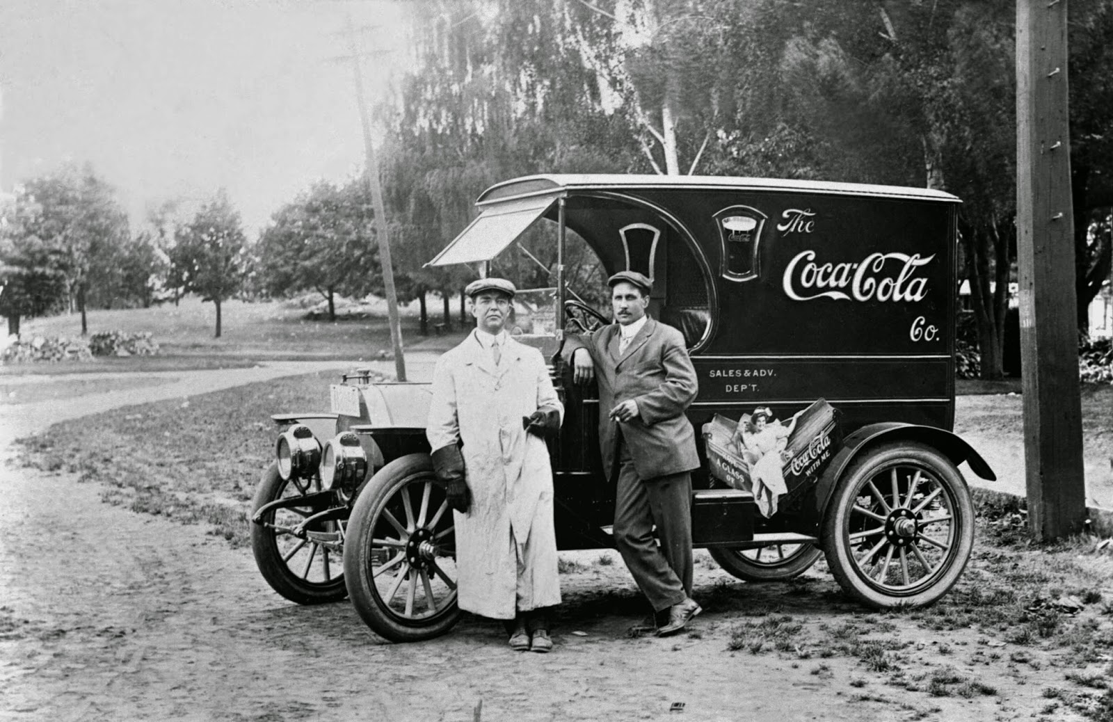 Hist 211 Ria Licenciatura Vintage Photos Of Coca Cola