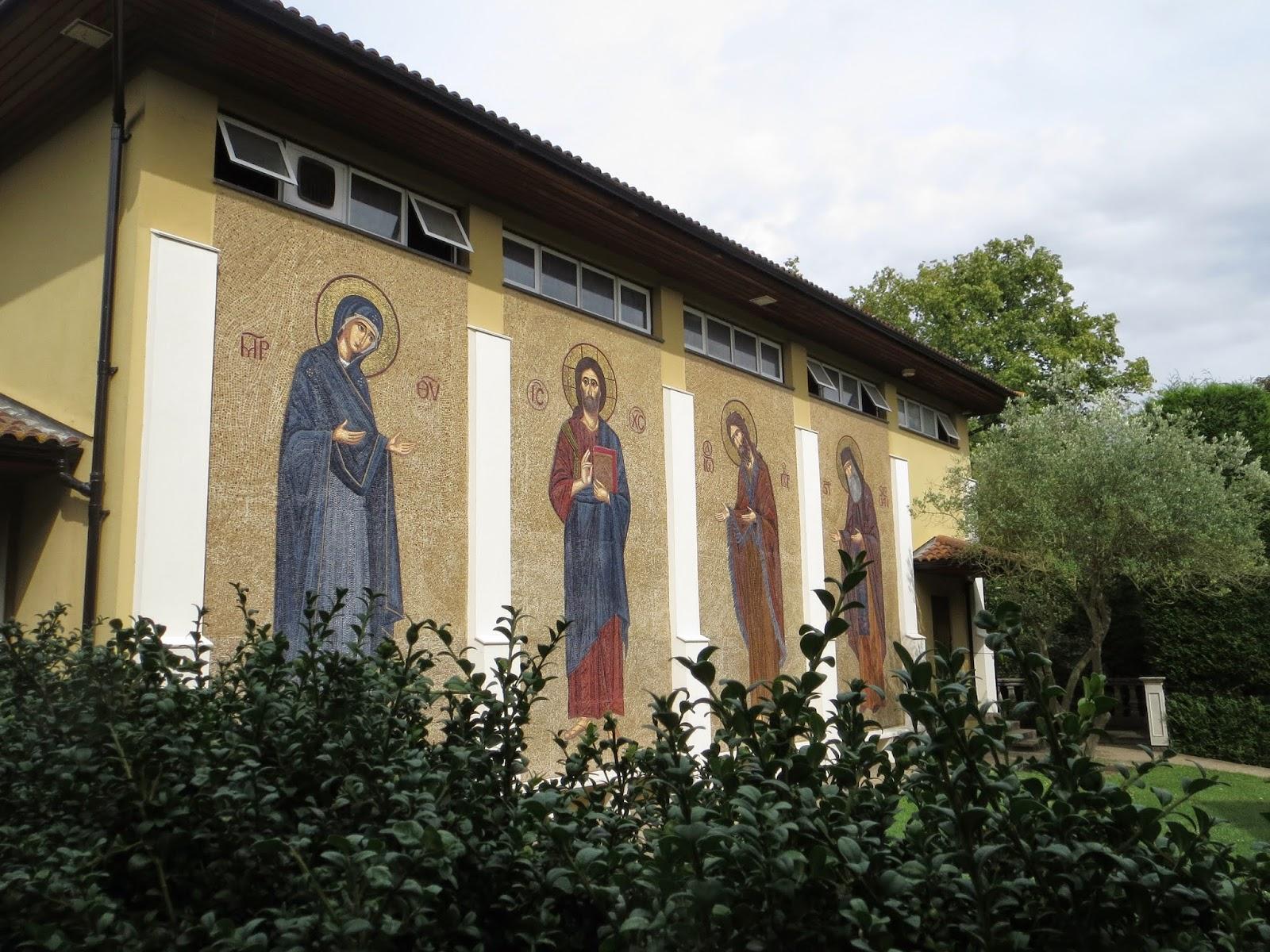 Эссекс монастырь адрес