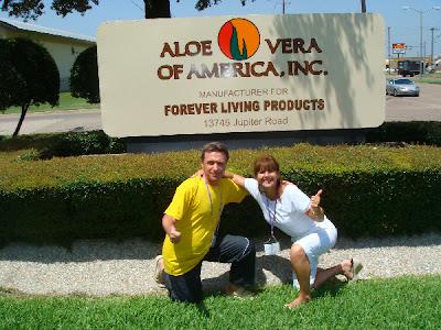 Aloe Vera of America