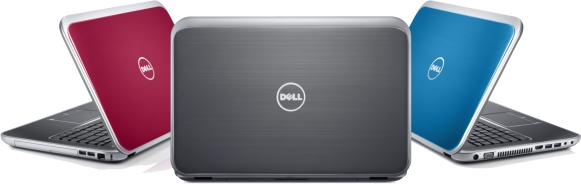 dell Inspiron 15R all colors