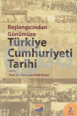 Başlangıcından Günümüze Türkiye Tarihi