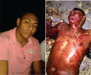 Assaltante que estava escondido em matagal, morre em confronto com a polícia em Anapurus