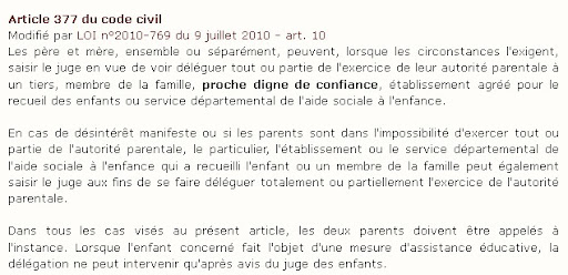 I droits des beaux parents famille recomposee justitia - Article 675 du code civil ...