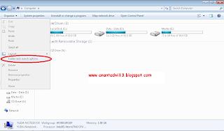 Cara Ampuh Menyembunyikan Folder dan File dengan CMD