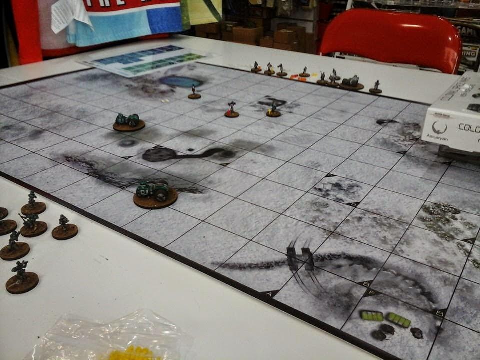 Gamer and commander nuevo tapete de juego para miniaturas for Tapete en ingles