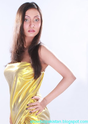 Christina Albert Pakistani Hot Model And Actress