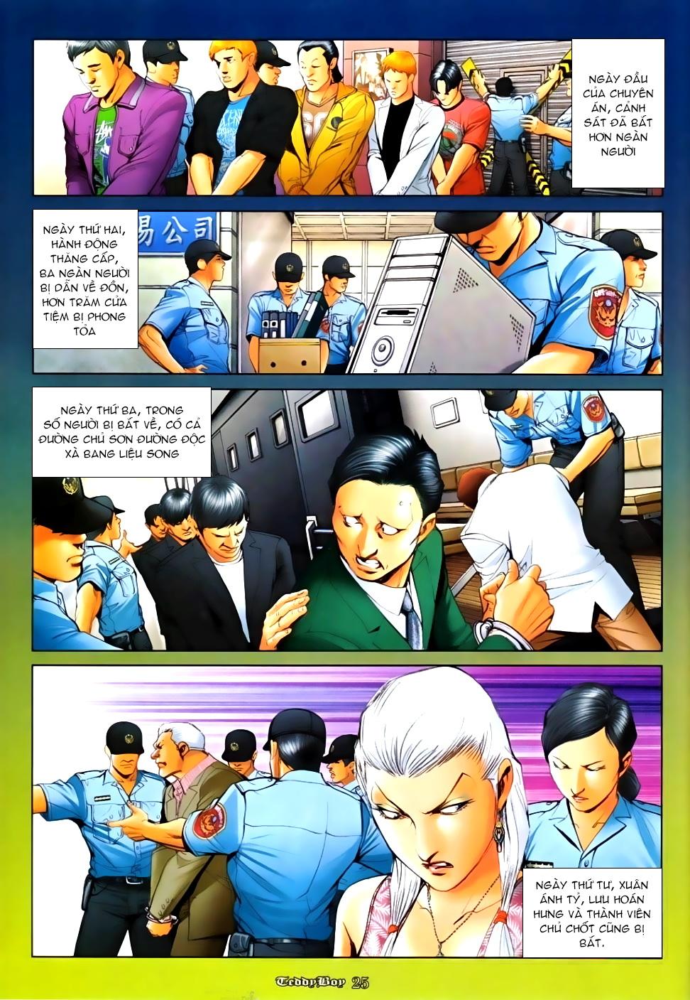 Người Trong Giang Hồ Chap 1131 - Truyen.Chap.VN