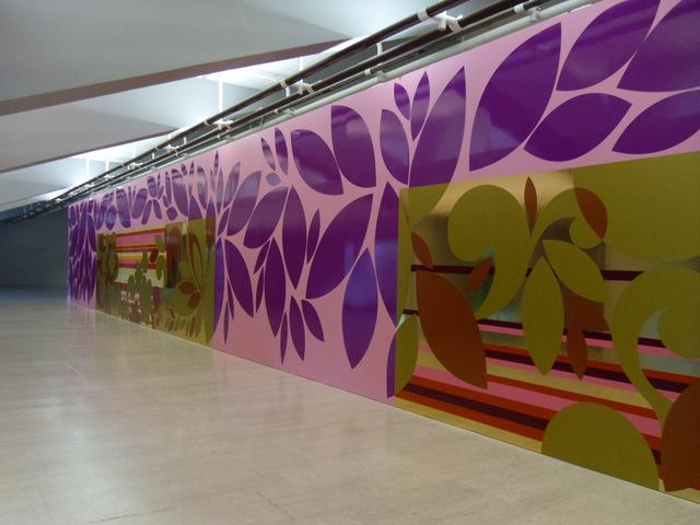 Quatro estações Beatriz Milhazes Lisboa Gulbenkian