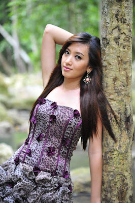 myanmar beautiful model girl yu thandar tin