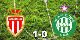 Monaco 1-0 St Etienne