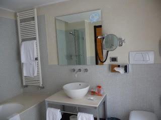 NH Hotel Brescia - Bagno
