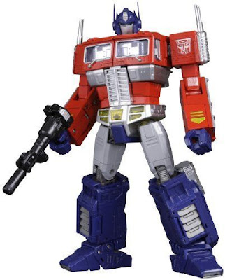Hasbro - Takara - Masterpiece MP-10 Optimus Prime figure Toys R Us Exclusive