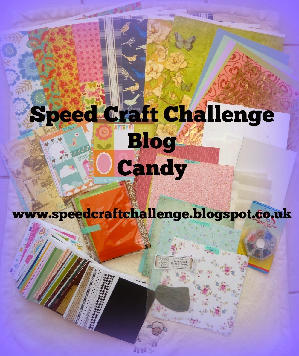 Ingrid's Speed of Craft challenge candy