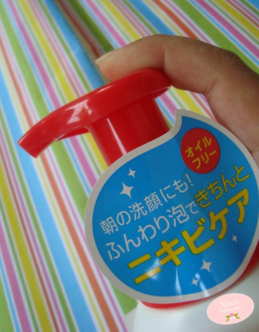 Review SkinLife Foaming Facial Wash