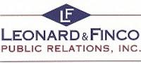 Leonard & Finco Public Relations