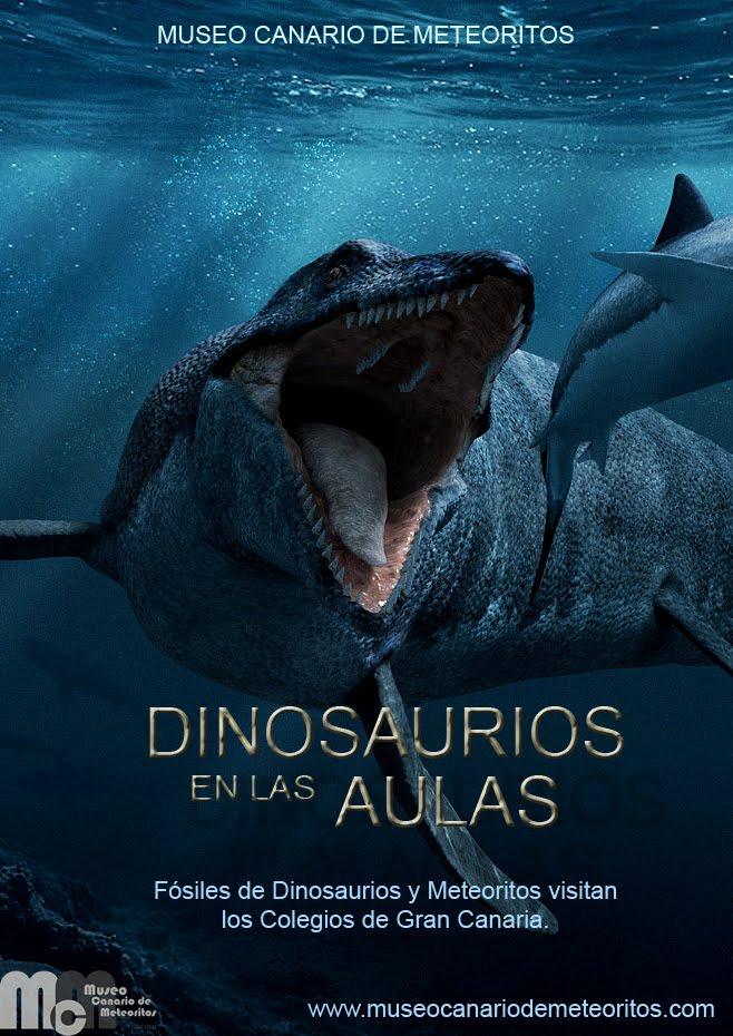 Dinosaurios en las Aulas