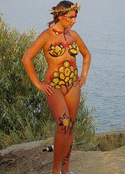 Mujer tatuada 13