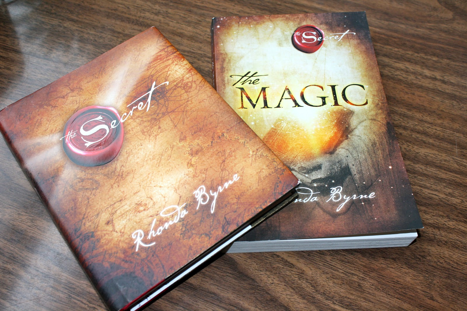 the secret In 2006, a groundbreaking feature-length film revealed the great mystery of the universe - the secretlater that year, rhonda byrne followed with a book that became a worldwide bestseller.