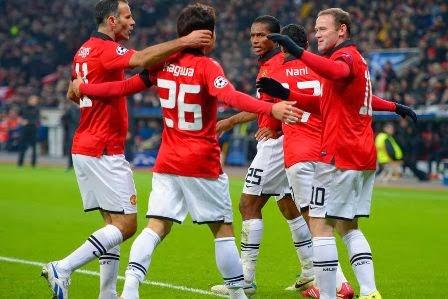 Prediksi Bola Olympiakos vs Manchester United 26 Februari 2014