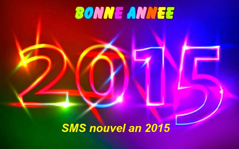 SMS nouvel an 2015