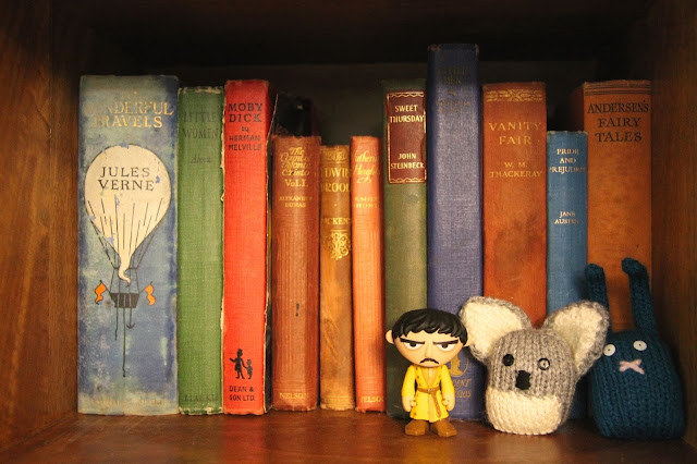books and oberyn