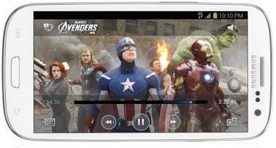 Usuários do Galaxy S III terão Os Vingadores gratuitamente