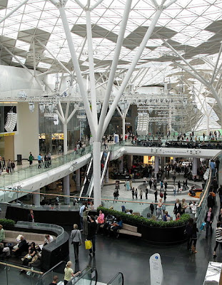 Westfield London Shopping Centre (England)