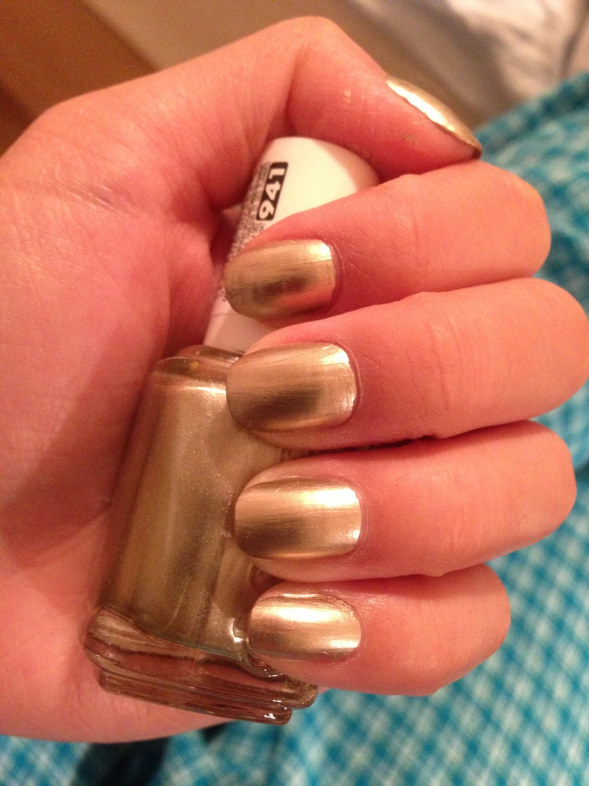 Nail Files 23: Essie Good As Good | Short and Sweet Joy