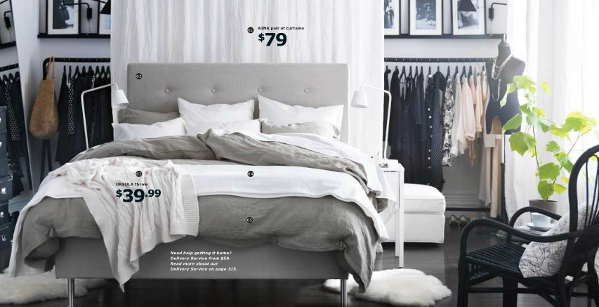 E T E R N A L I C O N S I Spy New Ikea Catalogue 2013