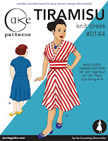 Cake Patterns Tiramisu pattern cover
