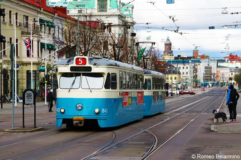 Gothenburg Tram Things to Do in Gothenburg Sweden