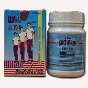 peninggi badan, peninggi badan alami, obat peninggi badan, grow up, peninggi badan grow up