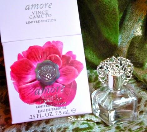Vince Camuto Amore perfume fragrance Eau de Parfum