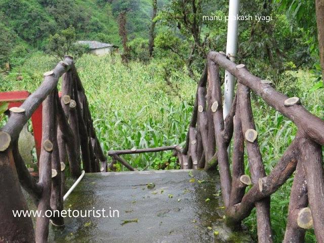 trekking  Kareri to Dharamshala
