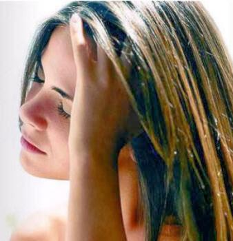 Como alisar o cabelo com leite e maizena