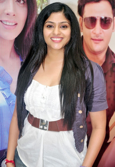 Lakshmi Nair in tshirt stills
