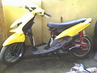 Cara Bore Up Mio Oversize 130cc