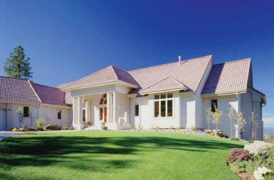 Fachadas casas de una planta imagui for Fachadas de casas 1 planta