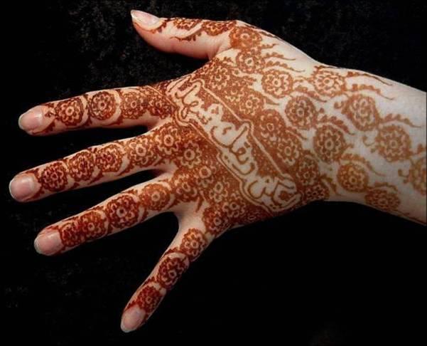 Tattoo Mehndi Tangan : Arabic henna tattoos mehndi creation