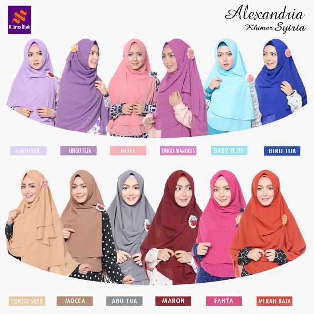 Koleksi Nibras Hijab