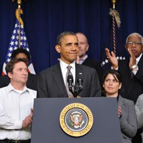 President Obama Wins One...