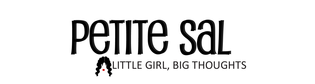 Petite Sal - Little girl, big thoughts