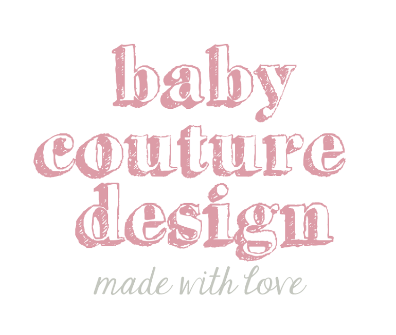 baby couture design