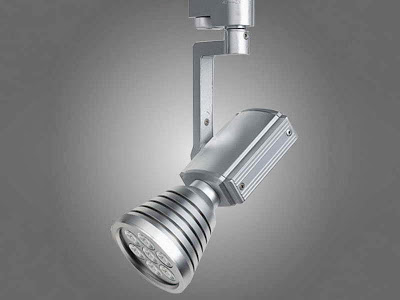 LED exterior lighting fixtures